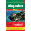 Klagenfurt zsebtérkép - f&b PL 19 CP
