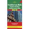Frankfurt várostérkép - f&b PL 138