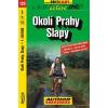 Okoli Prahy. Slapy - SHOCart kerékpártérkép 125