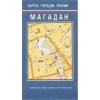 Magadan térkép - Roskartografija