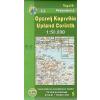 8.3 - Upland Corinth turistatérkép - Anavasi