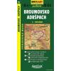 Broumovsko, Adršpach turistatérkép - SHOCart 25