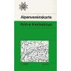 Koh-e Keshnikhan (Afghanistan) turistatérkép - Alpenvereinskarte 0/5