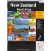 Új-Zéland spirál autóatlasz - Hema