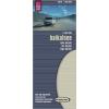 Bajkál-tó térkép - Reise Know-How