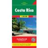 Costa Rica autótérkép - f&b AK 181