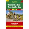 Wiener Becken-Neusiedler See kerékpártérkép - f&b RK 104