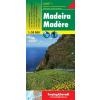 Madeira turistatérkép - f&b WKP 1