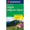 Allgäu-Allgäuer Alpen - Kompass WF 5420