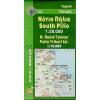 4.3 - Pelion Southern - Trikeri Island turistatérkép - Anavasi