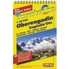 Oberengadin, Outdoor Walker - Hallwag
