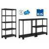 Kis-Kis Kis Plus Shelf Tribac/5 Polc