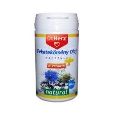 Dr.herz Dr.Herz Feketekömény olaj + E-vitamin kapszula 90 db vitamin