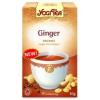 Yogi bio Gyömbér tea - 15 filter/doboz