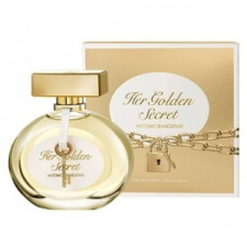 Antonio Banderas Her Golden Secret EDT 80 ml parfüm és kölni