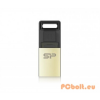 Silicon Power 8GB Mobile X10 Champague Gold