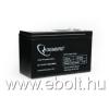 Gembird univerzális akkumulátor 12V/7.5AH