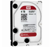 Western Digital 4TB 7200RPM 64MB SATA3 WD40EFRX merevlemez