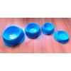 2 dl-es gumis műanyag etetőtál (SMAGSL-D)