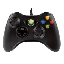 Microsoft XBox 360 Controller for Windows USB Black videójáték kiegészítő