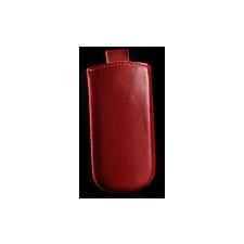 Telone Special álló kihúzhatós bőrtok Nokia Lumia 820 méretű piros* tok és táska