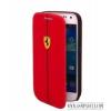Ferrari iPhone 5C Flip cover tok, Piros