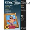Epson Glossy [A6 / 200g] 500db fotópapír #S042549
