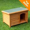 Sunnypet (USD) Woody lapostetős kutyaház - méret S: H 85 x Sz 57 x M 58cm
