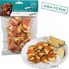 Dokas csirkehúsos és almás rágcsálnivaló - 3 x 70 g