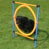 Zooplus Agility Fun & Sport akadálykarika kutyáknak - Teljes szett, akadálykarika Ø kb. 55 cm