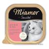 Miamor Sensible 6 x 100 g - Pulykahús & tészta
