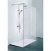Sanotechnik Cikkszám: N8200 Smartflex walk-in zuhanyfal 120x195