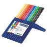 STAEDTLER Színes ceruza készlet, háromszögletű, STAEDTLER