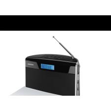 Grundig Music 81 (fekete) hordozható rádió
