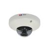 ACTI E96 IP Mini Fisheye Dome kamera, beltéri, 5 megapixeles, 180 fokos látószög (fehér)