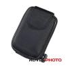 DigiETUI Top T2 digitális fényképezőgép tok, cordura, fekete