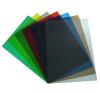 Előlap RECO A/4 átlátszó sárga 200 mikron 100 db/csomag mappa