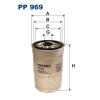 Filtron üzemanyagszűrő PP969 1db