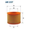 Filtron levegőszűrő AR237 1db