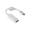 Hama Mini DisplayPort - HDMI adapter, Fehér (53246)