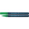 """SCHNEIDER Lakkmarker, 1-2 mm, SCHNEIDER """"Maxx 271"""", zöld"""