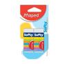 """MAPED Radír, MAPED """"Softy"""" (2 db) radír"""