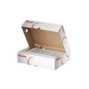ESSELTE Archiváló doboz, A4, 80 mm, karton, felfelé nyíló