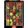 Educa Educa 1000 db-os puzzle - Fűszerek (15524)