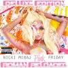 Nicki Minaj Pink Friday - Roman Reloaded Delux CD