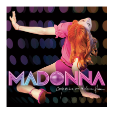 Madonna Confessions on a Dance Floor CD egyéb zene