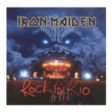 Iron Maiden Rock In Rio CD egyéb zene