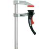 Könnyű gyorsszorító, KLIKLAMP Bessey KLI25 Fesztáv:250 mm Visszavonás:80 mm