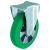 Blickle Blickle 579532 Acél lemez terelő- és tartó görgők, nagy terhelhetőségű kivitel Kivitel Tartó görgő - golyóscsapágy