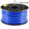 Filament PLA tekercs, 3mm, Ég kék (1kg)